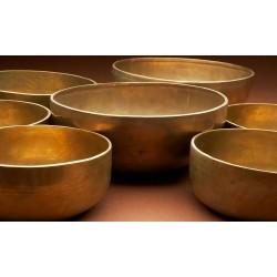 Cuenco Tibetano Jam 5 Metales