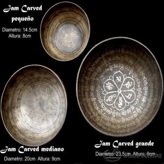 Jam Carved
