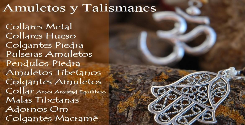 Amuletos y Yalismanes